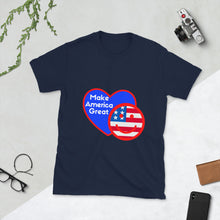 Load image into Gallery viewer, Patriots, Republican, Conservative, America, GOP, Mens Shirt, T Shirt, T-Shirt