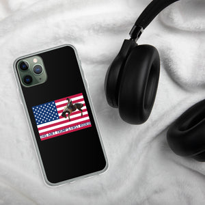 American, Trump, Conservative, GOP iPhone Case, Phone Cover - More94, Trump, Republican, Conservative, GOP, Patriotic Clothing