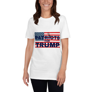 Patriots, America, Trump, Republican, Womens T-Shirt, Shirt - More94, Trump, Republican, Conservative, GOP, Patriotic Clothing