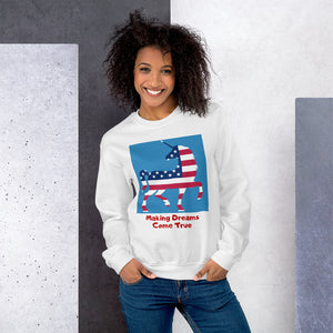 American, Republican, Conservative, GOP, Patriot, Unisex Sweatshirt