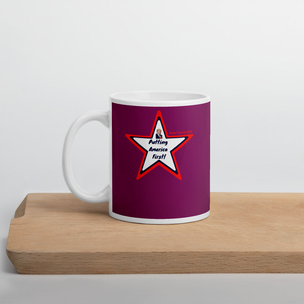 Trump, Republican, GOP Mug - More94, Trump, Republican, Conservative, GOP, Patriotic Clothing