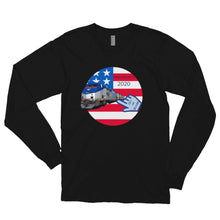 Load image into Gallery viewer, Patriots, Conservative, Republican Mens Shirt, Mens Long sleeve t-shirt - More94, Trump, Republican, Conservative, GOP, Patriot Apparel