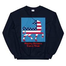 Load image into Gallery viewer, American, Republican, Conservative, GOP, Patriot, Unisex Sweatshirt