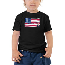 Load image into Gallery viewer, Patriots, American, USA, GOP Toddler Shirt, T-Shirt - More94, Trump, Republican, Conservative, GOP, Patriotic Clothing