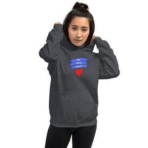 Patriots, American, USA Women Hoodie - More94, Trump, Republican, Conservative, GOP, Patriotic Clothing