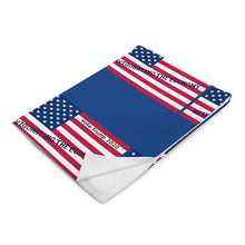 Load image into Gallery viewer, Trump, Patriots, Conservative Throw Blanket - More94, Trump, Republican, Conservative, GOP, Patriotic Clothing