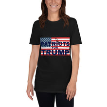Load image into Gallery viewer, Patriots, America, Trump, Republican, Womens T-Shirt, Shirt - More94, Trump, Republican, Conservative, GOP, Patriotic Clothing