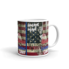 Load image into Gallery viewer, Silent Night Holy Night America The Leading Light, Mug