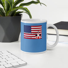 Load image into Gallery viewer, Christian GOP, Republican Christian, American Mug - More94, Trump, Republican, Conservative, GOP, Patriotic Clothing