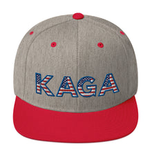 Load image into Gallery viewer, KAGA, America, Trump, Conservative, GOP, Cap, Snapback Hat - More94, Trump, Republican, Conservative, GOP, Patriotic Clothing