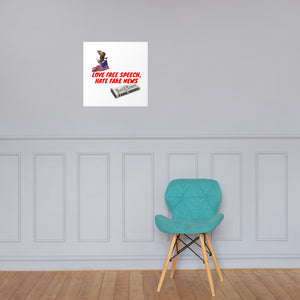 USA, Republican, Patriots, American Poster - More94, Trump, Republican, Conservative, GOP, Patriotic Clothing