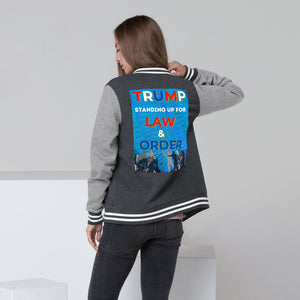 Trump, Patriot, American, USA, Republican Women Jacket - More94, Trump, Republican, Conservative, GOP, Patriotic Clothing