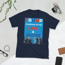 Load image into Gallery viewer, Trump, Patriot, Conservative, GOP, Mens T Shirt, Shirt - More94, Trump, Republican, Conservative, GOP, Patriotic Clothing