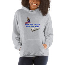 Load image into Gallery viewer, Patriots, American, GOP, USA Mens, Womans Hoodie - More94, Trump, Republican, Conservative, GOP, Patriot Apparel