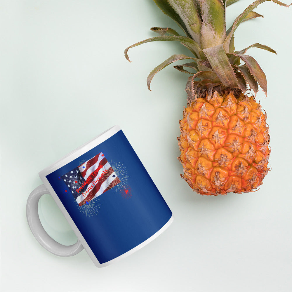 Trump, Republican, GOP Mug - More94, Trump, Republican, Conservative, GOP, Patriotic Clothing, Apparel.