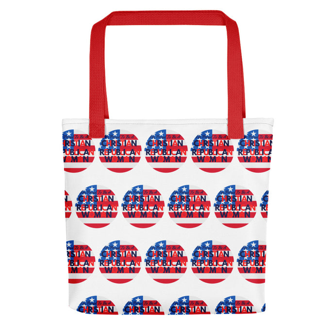 Christian, Trump, Republican, American Tote bag - More94, Trump, Republican, Conservative, GOP, Patriotic Clothing