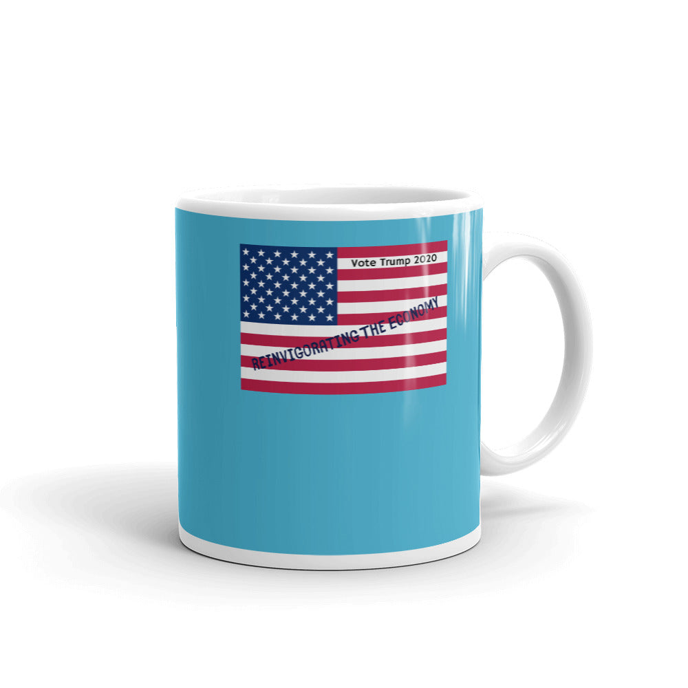 Conservative, Republican, GOP, Trump Mug - More94, Trump, Republican, Conservative, GOP, Patriotic Clothing