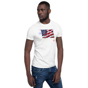 Trump, Patriots, Conservative Mens Shirt, Short-Sleeve T-Shirt - More94, Trump, Republican, Conservative, GOP, Patriotic Clothing