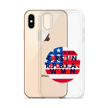 Load image into Gallery viewer, Christian Women, Conservative, GOP, Republican Woman iPhone Case, Phone Cover - More94, Trump, Republican, Conservative, GOP, Patriotic Clothing