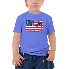 Load image into Gallery viewer, Trump, Patriots, Conservative Toddler Shirt, USA Short Sleeve T-Shirt - More94, Trump, Republican, Conservative, GOP, Patriotic Clothing