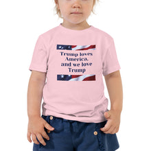 Load image into Gallery viewer, Conservative, Republican, GOP Toddler Shirt, T-Shirt - More94, Trump, Republican, Conservative, GOP, Patriotic Clothing