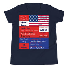 Load image into Gallery viewer, Trump, Republican, GOP Youth Shirt, T-Shirt - More94, Trump, Republican, Conservative, GOP, Patriot Apparel