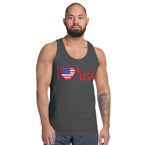 USA, America, Patriots, Mens Tank Top, Shirt - More94, Trump, Republican, Conservative, GOP, Patriotic Clothing