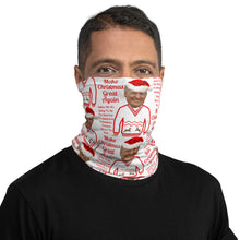Load image into Gallery viewer, Make Christmas Great Again, Neck Gaiter