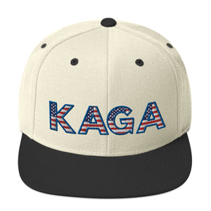 KAGA, America, Trump, Conservative, GOP, Cap, Snapback Hat - More94, Trump, Republican, Conservative, GOP, Patriotic Clothing