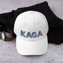 Load image into Gallery viewer, Trump, GOP, Republican, KAGA, USA, Dad Hat, Cap - More94, Trump, Republican, Conservative, GOP, Patriotic Clothing