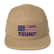 Load image into Gallery viewer, GOP, Conservative, Trump, America, USA, Cap, Five Panel Cap - More94, Trump, Republican, Conservative, GOP, Patriotic Clothing