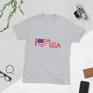 USA, Patriot, America, Womens T-Shirt, Ladies Tee - More94, Trump, Republican, Conservative, GOP, Patriotic Clothing