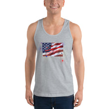 Load image into Gallery viewer, GOP, Patriots, American, USA Shirt, Mens Tank Top - More94, Trump, Republican, Conservative, GOP, Patriotic Clothing