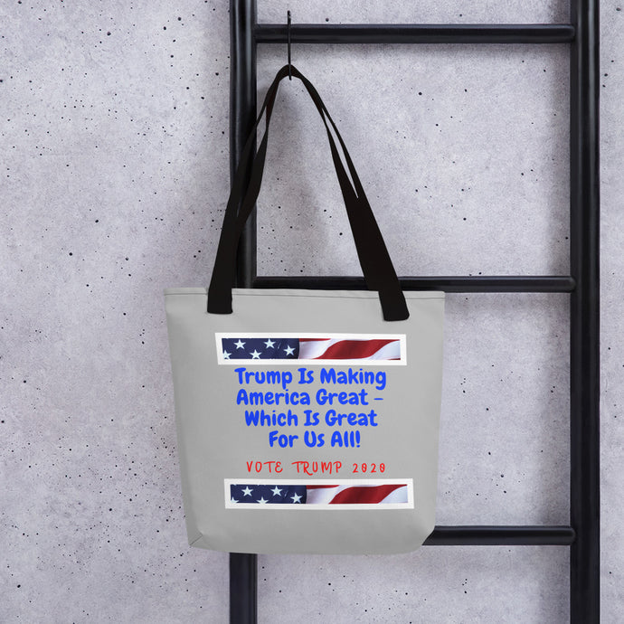 GOP, Patriots, American, USA Tote bag - More94, Trump, Republican, Conservative, GOP, Patriotic Clothing