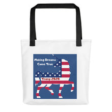 Load image into Gallery viewer, Trump, Patriots, Conservative Tote bag - More94, Trump, Republican, Conservative, GOP, Patriotic Clothing