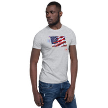 Load image into Gallery viewer, Trump, Patriots, Conservative Mens Shirt, Short-Sleeve T-Shirt - More94, Trump, Republican, Conservative, GOP, Patriotic Clothing