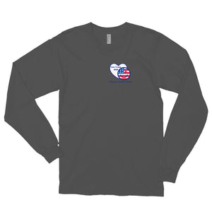 Patriots, Conservative, Republican Mens Shirt, Mens Long Sleeve T Shirt - More94, Trump, Republican, Conservative, GOP, Patriot Apparel
