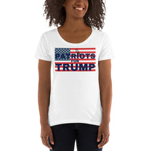 Load image into Gallery viewer, Patriots, American, Trump, Womens T-Shirt, Shirt - More94, Trump, Republican, Conservative, GOP, Patriotic Clothing
