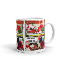 Load image into Gallery viewer, Xmas Cancelled Fake News, Mug