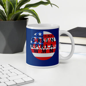 Republican Men, American, Christian Man Mug - More94, Trump, Republican, Conservative, GOP, Patriotic Clothing, Apparel.