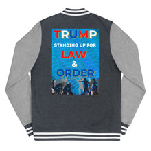 Load image into Gallery viewer, Trump, Patriot, American, USA, Republican Women Jacket - More94, Trump, Republican, Conservative, GOP, Patriotic Clothing