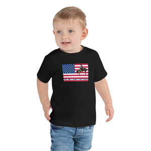 Trump, Patriots, Conservative Toddler Shirt, USA Short Sleeve T-Shirt - More94, Trump, Republican, Conservative, GOP, Patriotic Clothing