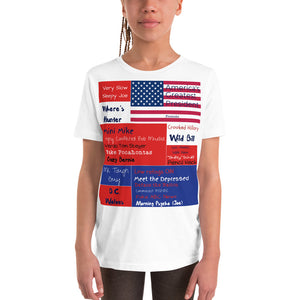 Trump, Republican, GOP Youth Shirt, T-Shirt - More94, Trump, Republican, Conservative, GOP, Patriot Apparel