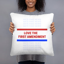Load image into Gallery viewer, USA, Republican, Patriots, American Pillow - More94, Trump, Republican, Conservative, GOP, Patriotic Clothing
