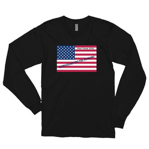 Conservative, Republican, GOP Men's Shirt, Long sleeve T-shirt - More94, Trump, Republican, Conservative, GOP, Patriot Apparel