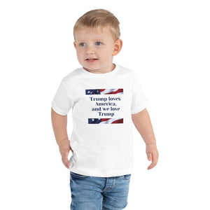 Conservative, Republican, GOP Toddler Shirt, T-Shirt - More94, Trump, Republican, Conservative, GOP, Patriotic Clothing