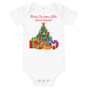 Make Christmas Gifts Great Again! Baby Bodysuit