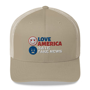 Patriots, America, GOP, Cap, Trucker Cap, Hat - More94, Trump, Republican, Conservative, GOP, Patriotic Clothing