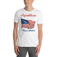 Load image into Gallery viewer, Republican, Conservative, GOP, USA, Patriot, America, Mens Shirt, T Shirt, T-Shirt, Tee