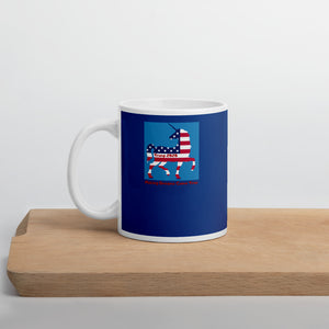 Patriots, Conservative, Republican Mug - More94, Trump, Republican, Conservative, GOP, Patriotic Clothing, Apparel.